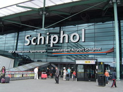 Amsterdam Airport Schiphol transfer by Mercedes E-class, transfer by Mercedes S-class, VITO, VIANO