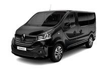 The perfect minibus for small groups and those who don`t want to overpay. It is suitable for up to 7 seaters, has a standard luggage compartment.