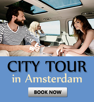 Order city tour in Amsterdam