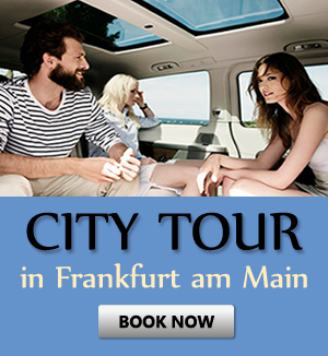 Order city tour in Frankfurt am Main