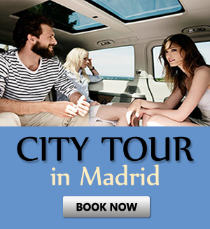 Order city tour in Madrid