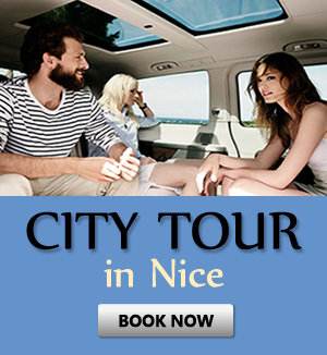 Order city tour in Nice