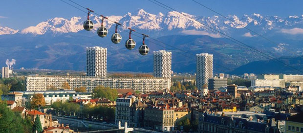 How to get to Grenoble, transfer Grenoble airport