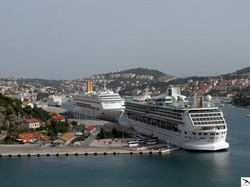 Dubrovnik Cruise Port transfer by Mercedes E-class, S-class or minivan Viano-Vito