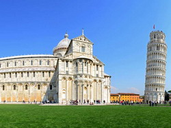 Pisa Taxi and chauffeur service on Mercedes V class, transfer by Mercedes Sclass, Minivan or VIANO