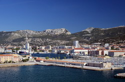 Toulon Cruise Port transfer by Mercedes E-class, S-class or minivan Viano-Vito