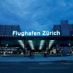 Zurich Airport Taxi and chauffeur service on Mercedes V class, transfer by Mercedes Sclass, Minivan or VIANO