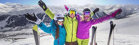Best prices for ski resorts transfer in Italy, France and Austria - KnopkaTransfer.com
