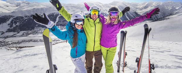 Трансфер на горнолыжные курорты Италии, Франции, Швейцарии и Австрии. Скидка на трансфер в горнолыжные курорты