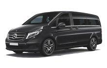 Comfortable minivan for business purposes with a complete comfort. Ideal for long-distance trips and business delegations.